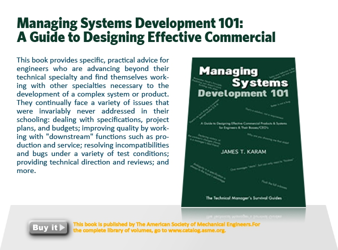 11. Managing Systems Development 101