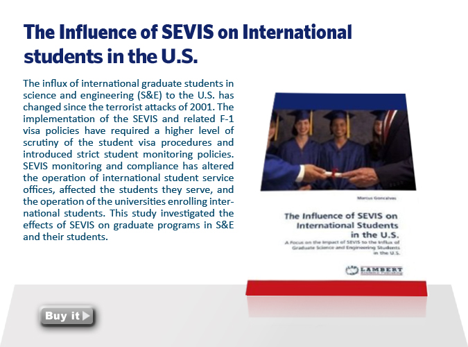 5. The Influence of SEVIS on International Students in the U.S.