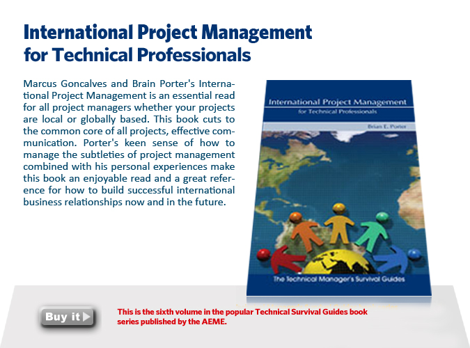 6. International Project Management